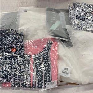 8 items bundle women's top
